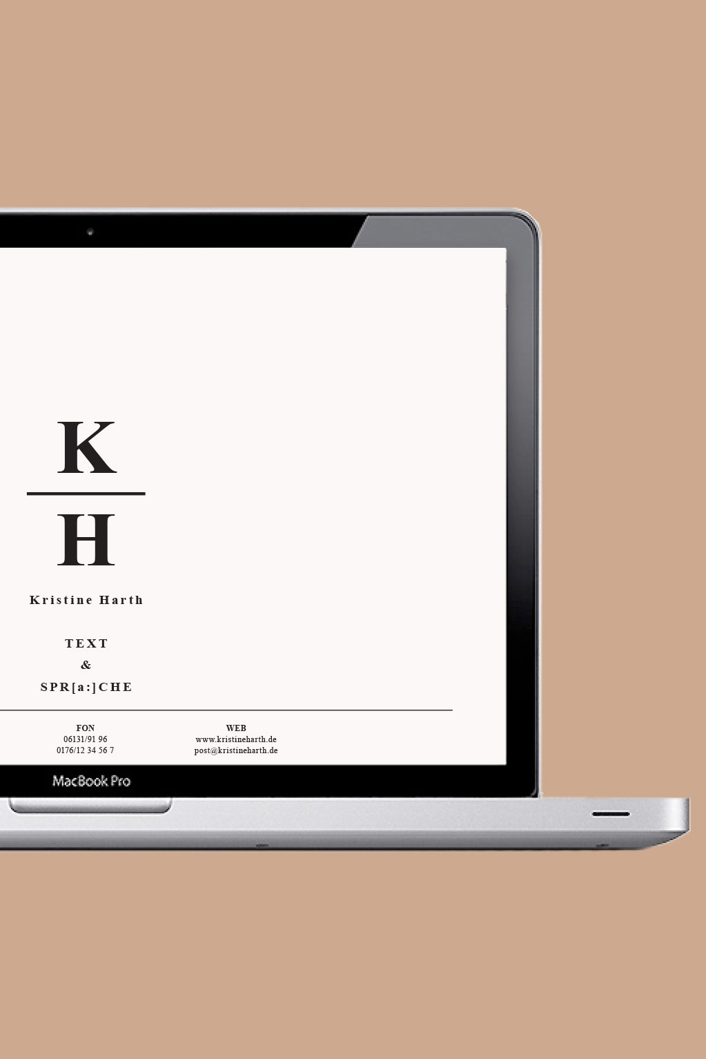 Kristine Harth | Corporate Design