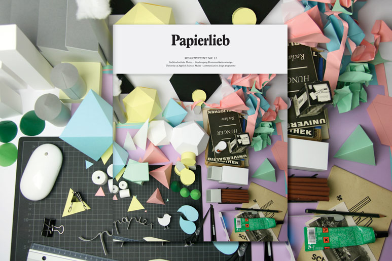 Papierlieb | Editorial Design & Paper Art