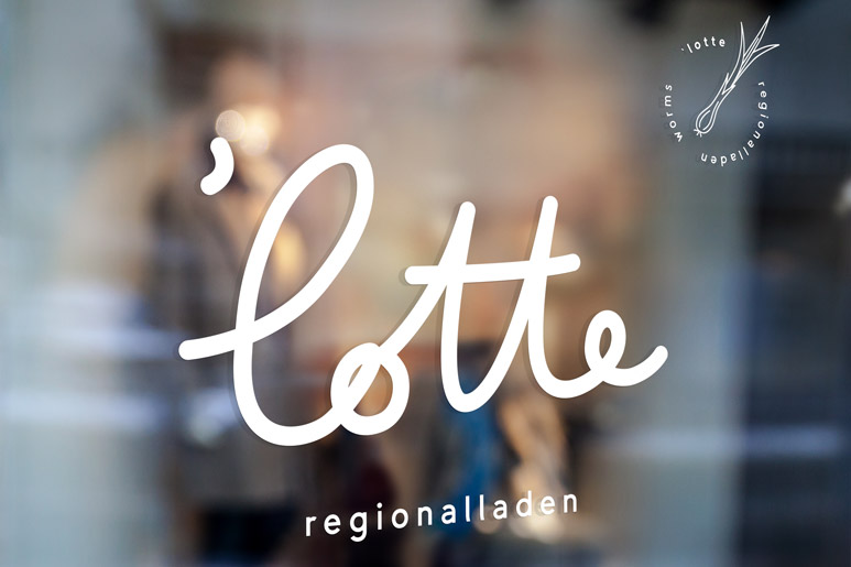 Lotte Regionalladen | Corporate Design